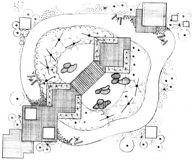 Planos de jardines jardinaria dise o y decoraci n de for Planos de jardines